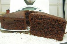 Receta: Pastel proteico de chocolate — Yuufit