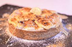 Il y a quelques semaines je suis allé à Montpellier chez des amis et nous avons eu le droit en dessert une merveilleuse tarte chiboust au poires de la pâtisserie SCHOLLER, si vous hab…
