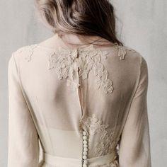 Encontrarte maravillas como esta... #cathytelle #bride #vestidosdenovia #vestidosqueinspiran #novias #detalles #bordados
