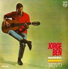 LP JORGE BEN - SAMBA ESQUEMA NOVO (180 GRAMAS)