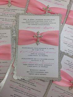 Invitación bautizo invitación comunión invitación por PlaceOfEvents