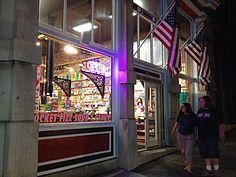 Rocket Fizz Soda Pop and Candy Shops Nashville