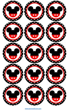 Risultati immagini per toppers mickey Mickey Mouse Stickers, Mickey Mouse Classroom, Fiesta Mickey Mouse, Mickey Mouse Bday, Mickey Mouse Clubhouse Birthday, Mickey Mouse Parties, Mickey Party, Elmo Party, Dinosaur Party