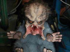 Little Predator OOAK art doll will make to order