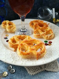 Onion Rings, Waffles, Breakfast, Ethnic Recipes, Food, Cakes, Morning Coffee, Cake Makers, Essen