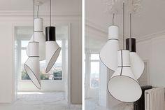 Large Cargo suspension - Hervé Langlais for Design Heure // © Design Heure