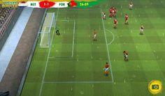 Goal Portugal mooi