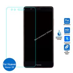 For Huawei Honor V9 Tempered Glass screen Protector Full Cover 2.5 9h Safety Protective Film on V 9 Duk-AL20 pelicula de vidro