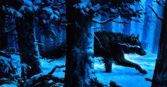 Cold Moon by kenket on DeviantArt