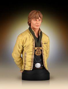 Star Wars Büste 1/6 Luke Skywalker Hero of Yavin 17 cm  Star Wars Luke & Leia - Hadesflamme - Merchandise - Onlineshop für alles was das (Fan) Herz begehrt!