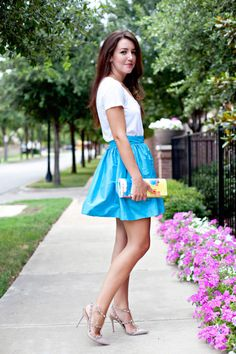 Party Skirt - Dallas Wardrobe | Fashion BlogDallas Wardrobe // Fashion & Lifestyle Blog // Dallas