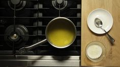 Cooking Techniques: Clarifying Butter