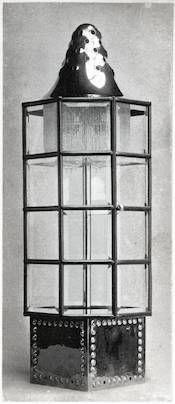 """""""Laterne"""" - Josef Hoffmann - 1905. Vienna."""