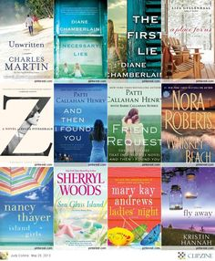"2013 ""Must Read"" Books.... I found this list, and they all look like they are pretty good!  Maybe I will get to read one or two!"