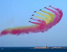 La Patrulla Águila no volará este año en los festivales aéreos del estado español
