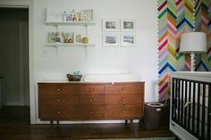 A mod dresser would go nicely in a baby's room http://thestir.cafemom.com/baby/166725/a_beautiful_babys_bedroom_forhttp://thestir.cafemom.com/baby/166725/a_beautiful_babys_bedroom_for?utm_medium=sm&utm_source=pinterest&utm_content=thestir