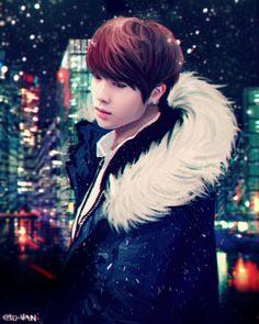 eto-nani.tumblr.com || BTS Jin || Bangtan Boys Kim Seokjin