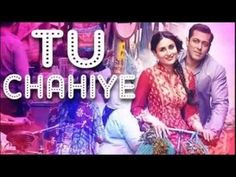 Bollywood Latest and Newest Movie Bajrangi Bhaijaan 2015 New Song Tu Chahiye out. See the Full Lyrics and Official HD Video of Song Sung by Atif Aslam. 2015 Movies, New Movies, New Romantic Songs, Atif Aslam, News Songs, Hd Video, Song Lyrics, Good Music, Music Videos