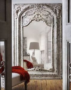 Federal Large Arched Floor Mirror MBH MF012 SHINE MIRRORS