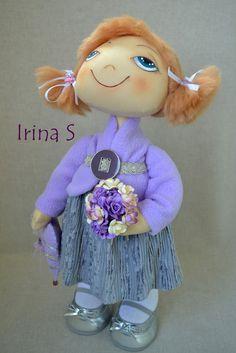 блог о текстильных куклах и игрушках