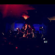 My last sighting of Whitney Houston, the Kelly Price Grammy party on Thursday night 2/9/12... #RIPWhitneyHouston