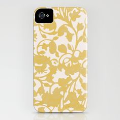 Earth Gold iPhone Case, i want one!