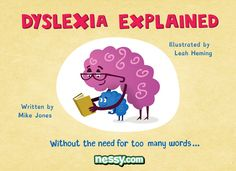 In celebration of Dyslexia Awareness Month, Nessy is offering their new E-Book Dyslexia Explained for FREE.  Come get your free copy  and also learn about a Free 60-Day Pilot for Nessy Reading!