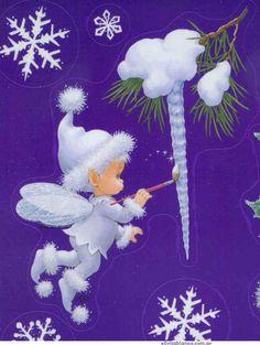 duendes de navidad