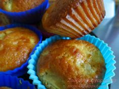 Sweet Recipes, Sweet Tooth, Muffins, Deserts, Lunch Box, Cooking Recipes, Sweets, Snacks, Breakfast