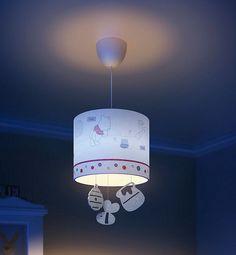 Lámpara colgante bebé Winnie The Pooh #disney