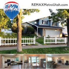 **NEW LISTING**  68 E 1000 S, Kaysville $259,900 5 Bedrooms | 3 Baths | 2,151 Sqft  Wonderful Kaysville home in sought after location. The neighborhood has great schools and parks with easy access to shopping and I-15. The home has an open floorplan with nice flow. Newer roof, AC and heating only a few years old. Extra large storage area. Come and see how well it fits your family!  For more photos and information visit www.REMAXMetroUtah.com/mls/1396375 or give us a call 801-896-7441