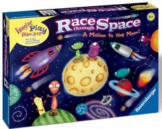 #EntopyWishList #PinToWin Space and board games....what more could a family want for a night of fun!