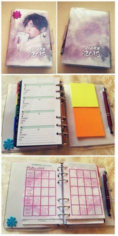 My diary with Yama-chan :)