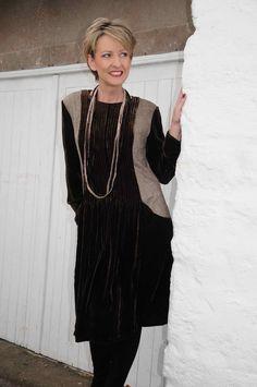 Brigid Foley boutique ladies fashion Tavistock Devon Tavistock, Ladies Fashion, Womens Fashion, Devon, Velvet, Boutique, Lady, How To Wear, Jackets
