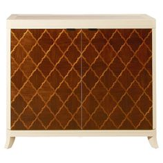 Found it at Wayfair - Classic Chic Bar Cabinet in Walnut & Ivory