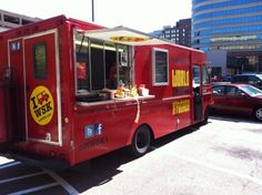 World Street Kitchen - Minneapolis.  It's a gourmet food truck!