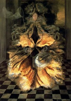 Star Catcher  Artist: Remedios Varo