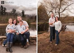Nashua NH Family Portraits - fleur foto photography blog