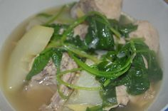 Chicken Tinola Filipino Recipe