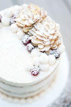 Rum & Eggnog Cake - b. Silver Christmas, Noel Christmas, Christmas Colors, Christmas Baking, Christmas Sweets, Christmas Kitchen, Christmas Recipes, Holiday Recipes, Christmas Decor
