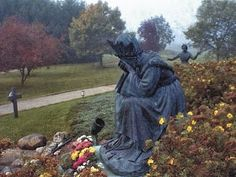 Observer Destinations: Shrine of Our Lady of La Salette - Twin Lakes, Wisconsin