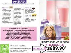 Promoción exclusiva para #Socios #Oriflame #Malteda + Multipack (#Vitaminas #Minerales #Omega3 #Antioxidante)