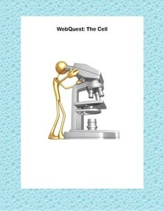 This is a web search designed to give students factual information about cells as they read for information using the internet. During the search they use a variety of strategies and skills that will prepare them to do research. They learn about different types of cells, parts of cells and their functions.