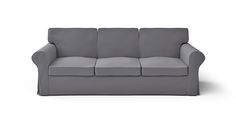 Ektorp 3 Seater Sofa Slipcover - Comfort Works Custom Slipcovers