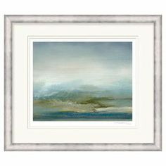 Horizon II Framed Print