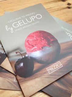 Gelupo / Prezzo – table talkers POS