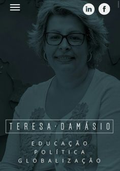 Visit my site www.teresadamasio.com and give me your suggestions and contributions! For me it is a very important and special Projet! Holding Hands towards the Future! #mysite #mybio #holdinghandstowardsthefuture #politics #education #educacao #conhecimento #universidade #university #knowledge #aprendizagens #competencias #portugal #angola #caboverde #guinebissau #mocambique #saotomeeprincipe #timorleste #cplp #lusofonia #ler #leitura #visitar #navegar #aprender #irmaislonge #politica
