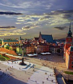 Varsovia, Polonia