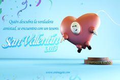 """SAN VALENTINE'S DAY"" Inflatable Heart  www.hanielsosa.blogspot.com"