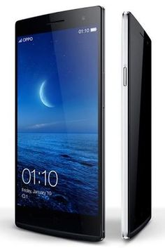 Oppo Find 7, with 2560x1440 display, Snapdragon 801 chip, 3GB RAM, 3000mah fast-charging battery, 13MP/4K RAW camera and steel build